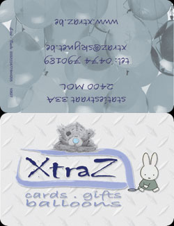 XtraZ Cards Gifts Balloons